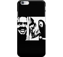 Here's Johnny! - The Shining iPhone Case/Skin