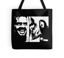 Here's Johnny! - The Shining Tote Bag