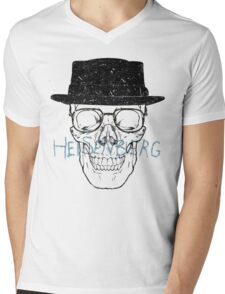 The great Heisenberg Mens V-Neck T-Shirt