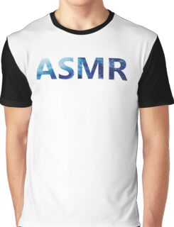 ASMR Graphic Graphic T-Shirt