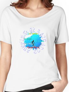 Surfing El Salvador Women's Relaxed Fit T-Shirt