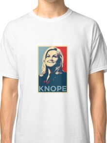 knope Classic T-Shirt