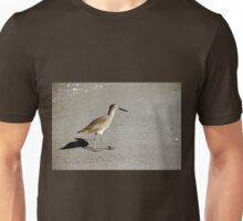 Beach Willet Unisex T-Shirt