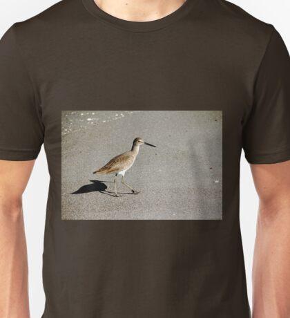 Beach Willet Unisex T-Shirt