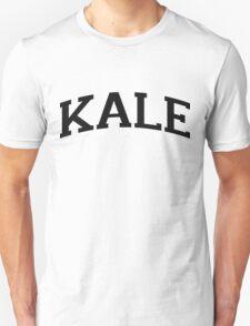 KALE Black Ink Unisex T-Shirt