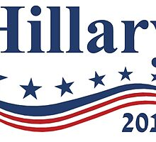 Hillary Clinton 2016 by ESDesign