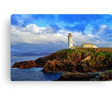 Fanad Lighthouse Canvas Print