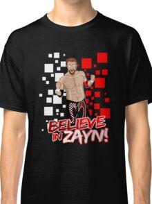 WWE NXT Sami Zayn  Classic T-Shirt