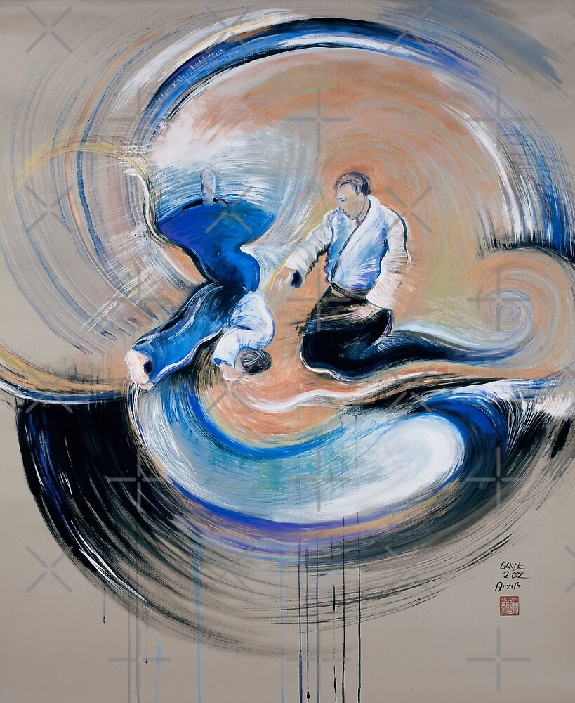 Impulse - Aikido by Sylke Gande