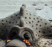 Sand Dragon Sticker