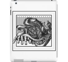 Troubled Waters iPad Case/Skin