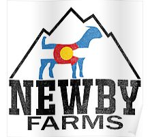 Newby Farms Poster