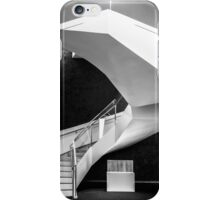 Stairway to B&W Heaven iPhone Case/Skin