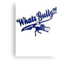 WhatsGully?? COLTS Metal Print