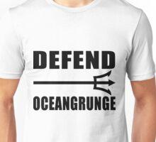 DEFEND OCEANGRUNGE Unisex T-Shirt