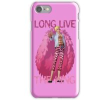 One Piece - Doflamingo: Long Live The King iPhone Case/Skin