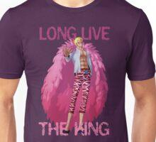 One Piece - Doflamingo: Long Live The King Unisex T-Shirt