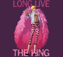 One Piece - Doflamingo: Long Live The King Unisex T-Shirt