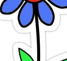 flower grow Sticker