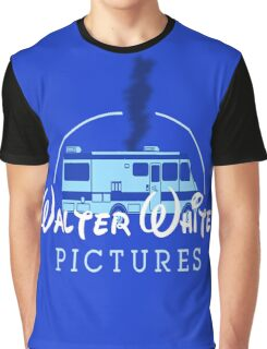 Walter White Pictures Graphic T-Shirt
