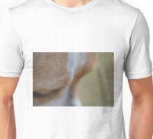 Sad face of a dog Unisex T-Shirt