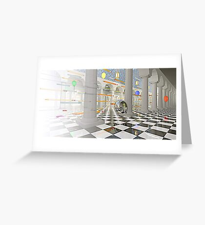 The Corporate Suggestion Plan Greeting Card