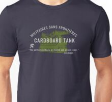 Cardboard Tank - Metal Gear Solid Peace Walker Unisex T-Shirt