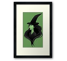 Unusually and Exceedingly Peculiar Framed Print