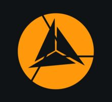 Alliance Logo - Elite - Black & Yellow Sticker