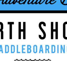 North Shore Paddleboarding  Sticker