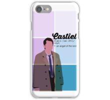 Definition of Castiel iPhone Case/Skin