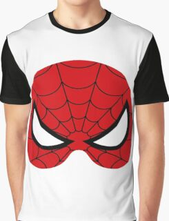 super hero mask (spider man) Graphic T-Shirt