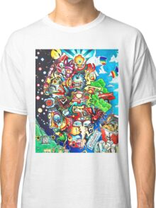 Chaos Two Classic T-Shirt