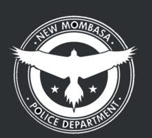 New Mombasa PD Sticker