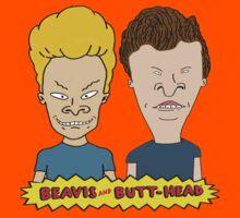 Beavis and Butthead  Kids Tee
