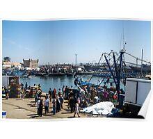 Port of Essaouira Poster