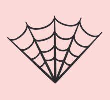 spider web (1) One Piece - Short Sleeve