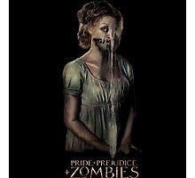 pride prejudice zombies movie Photographic Print