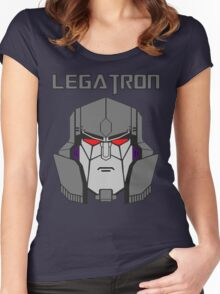 Transformers - Megatron Gym Tank Women's Fitted Scoop T-Shirt