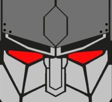 Transformers - Megatron Gym Tank Sticker
