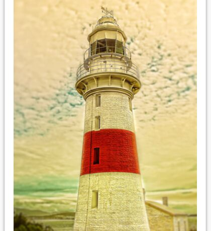 Low Head Lighthouse Sticker