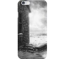 Front End - Black and White iPhone Case/Skin