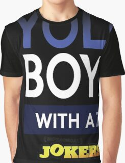Yolo Boys With A Z (Impractical Jokers) Graphic T-Shirt