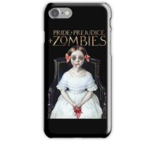 pride prejudice zombies the movie iPhone Case/Skin