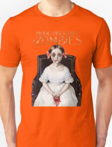 pride prejudice zombies the movie T-Shirt