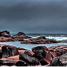 Bay of Fires 3 by wallarooimages