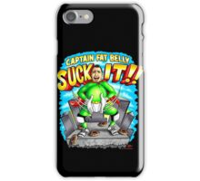 Captain Fat Belly -  Jokers iPhone Case/Skin