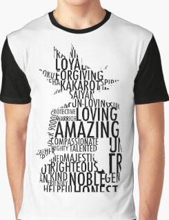 Goku - The Ultimate Warrior Graphic T-Shirt