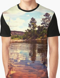 River Graphic T-Shirt