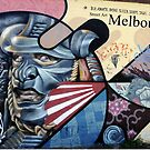 Street Art Melbourne #106 by bekyimage
